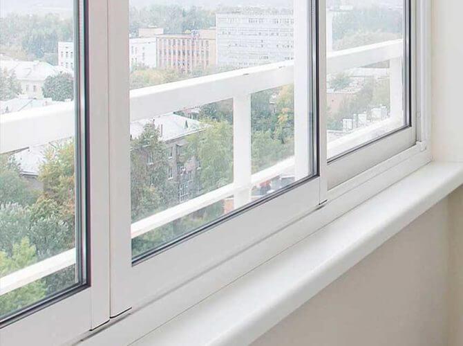 окна - Замена стеклопакета